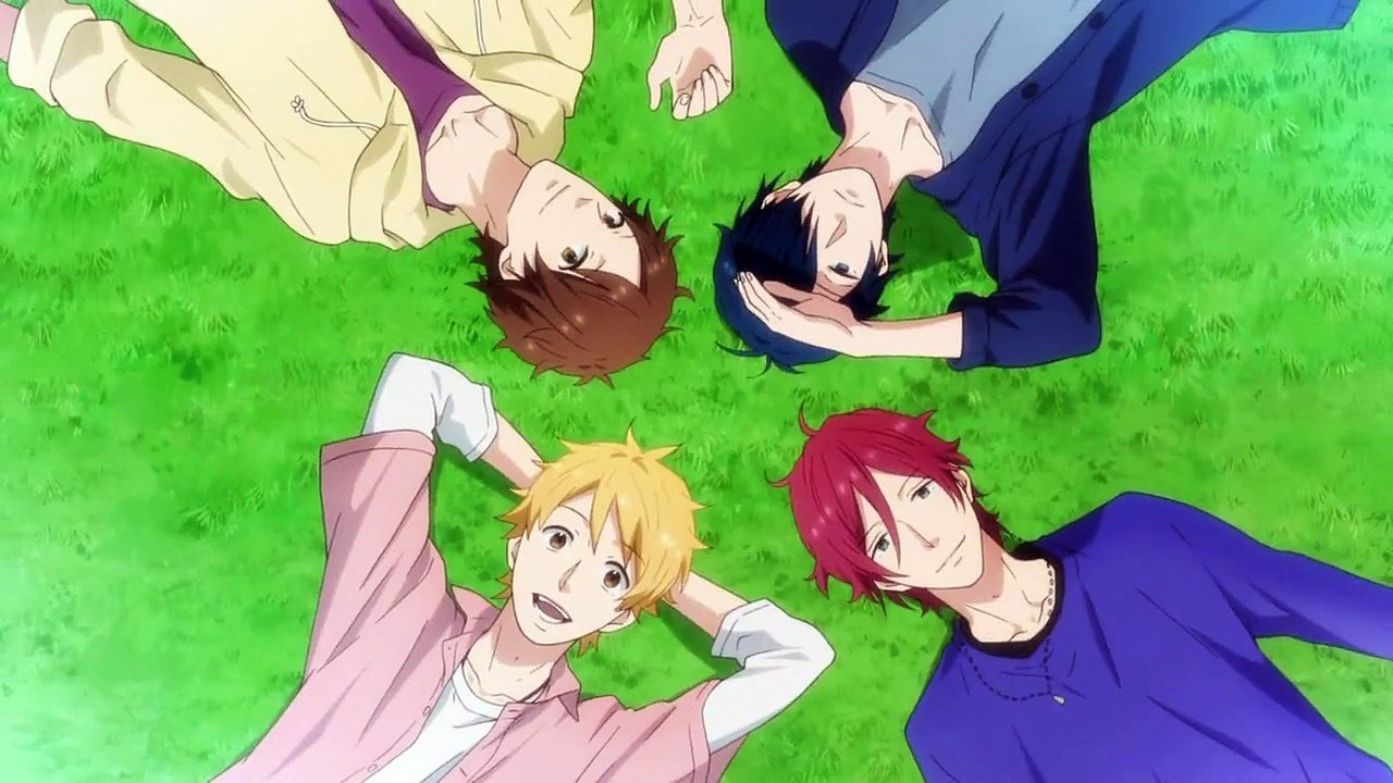 Nijiiro Days Anime Review The Magic Rain