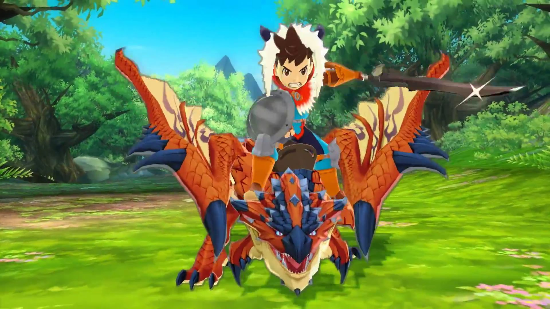 Monster Hunter Stories Game Review First Impressions The Magic
