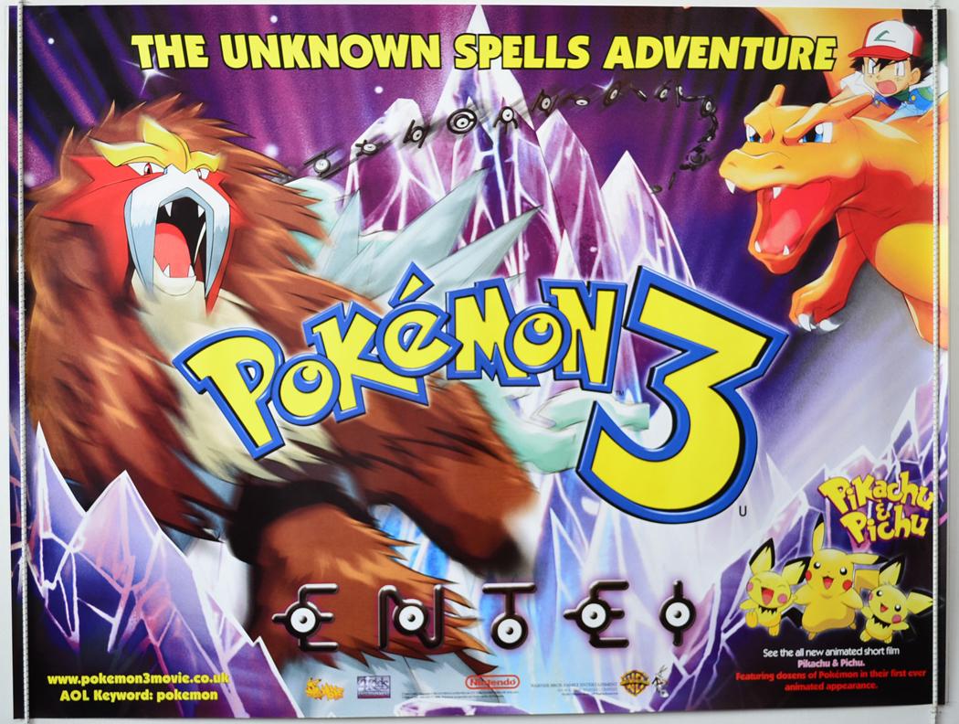 3 Most Nostalgic Pokemon Movies The Magic Rain