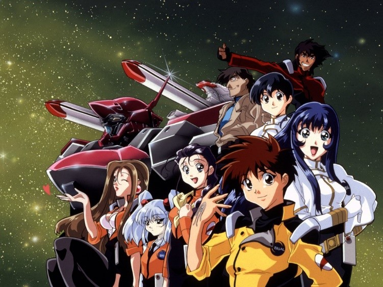 top 5 best mecha anime from the 90s the magic rain