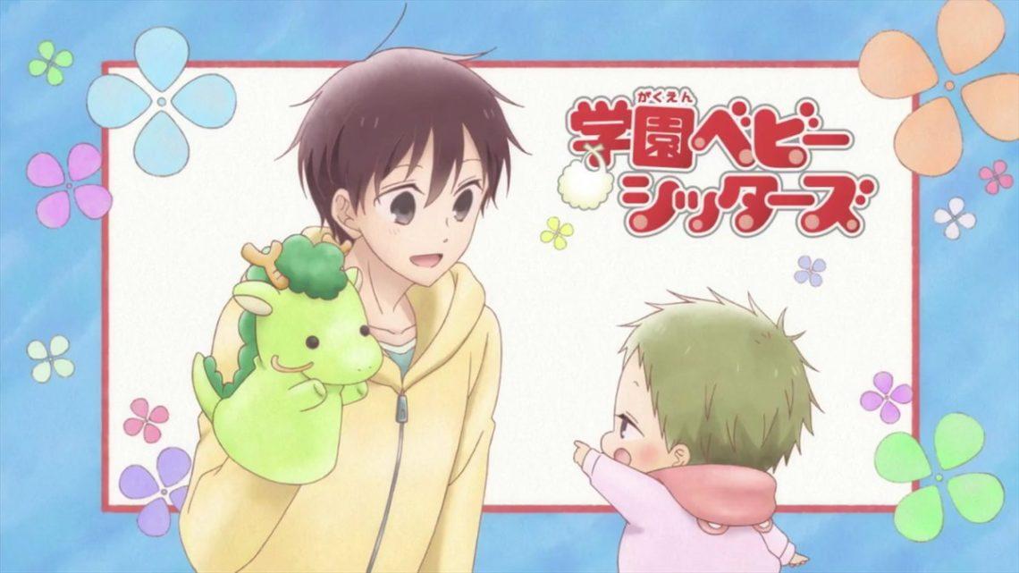 gakuen babysitters  u2013 first impressions  episodes 1  u2013 3