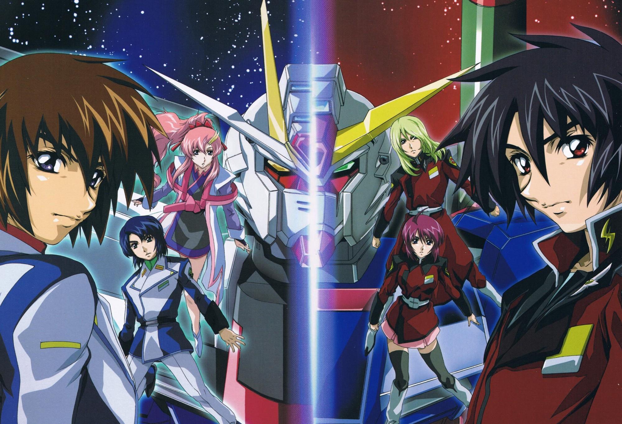 seed kira Gundam destiny