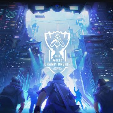 League Of Legends Worlds 2018