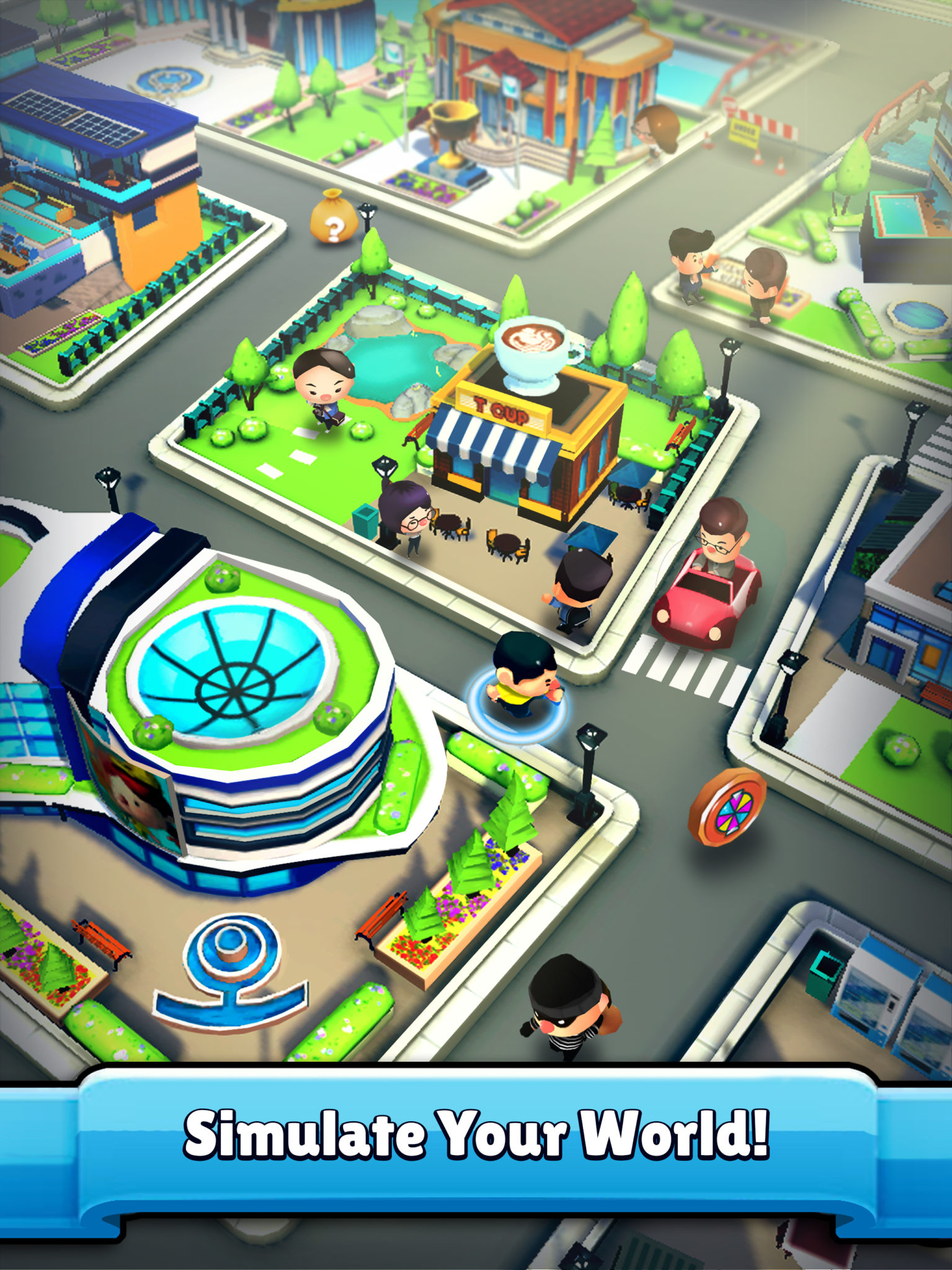 Gameka's Newest Release: 'NETTWORTH: Life Simulation Game' – The