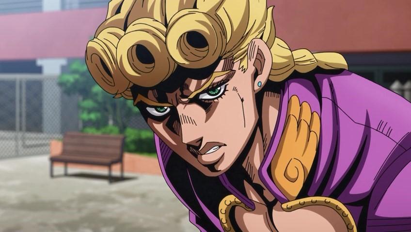 JoJo's Bizarre Adventure: Golden Wind - Anime First ...