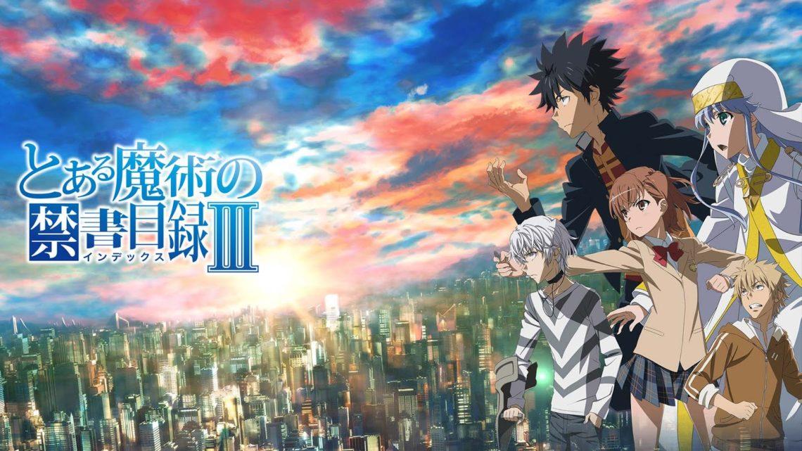 Toaru Majutsu no Index III – Anime First Impressions – The