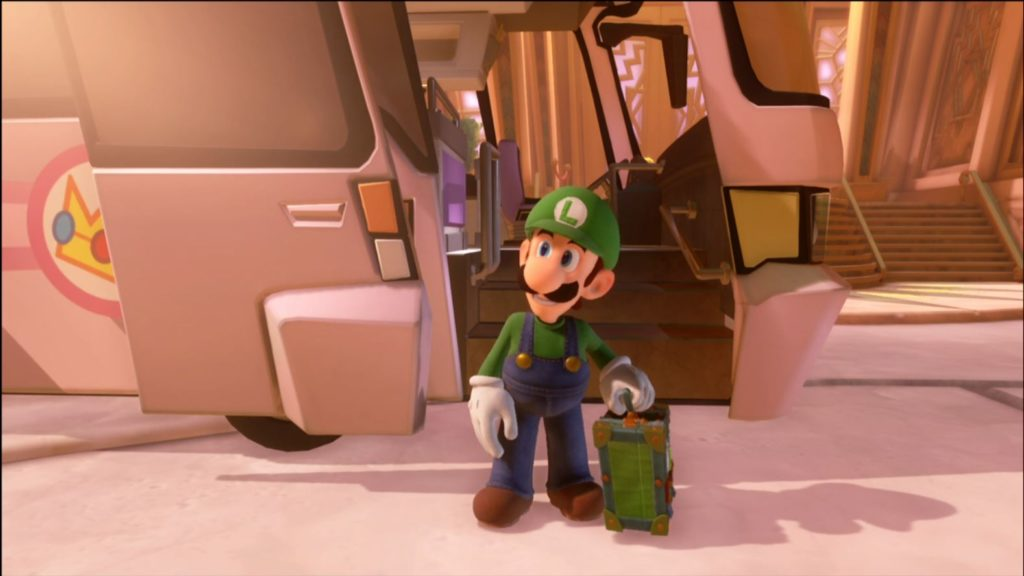 Luigi S Mansion 3 Video Game Review The Magic Rain